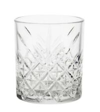 Pasabahce Timeless 345ml Set Of 4 Double Old Fashioned  Glasses