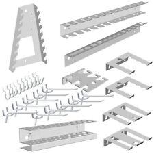 Lochblechhalter Set 29 teilig für SL Lochwand Werkzeug Halter und Haken DH122