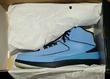 new style 71caf e5c97 Nike Air Jordan II 2 Retro QF Candy Pack 2010 University Light Blue Black  Men 10