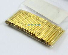 100 Pieces R75-2S Test Probe Pogo Pin Receptacle fit P75 Series