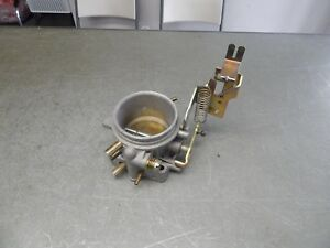 PORSCHE 911 83 THROTTLE BODY 93011024811