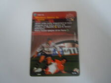 Carte Football Champions 2001/02 - Mettre dans le vent