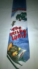 Mens Novelty Tie, Ralph Marlin, Tom & Jerry The Milky Waif, Novelty Tie