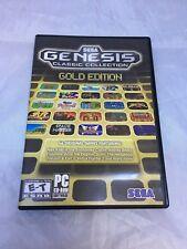 Sega Genesis Classic Collection Gold Edition PC, 2011