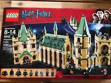 LEGO Harry Potter Hogwarts Castle 4842 New in Sealed Box