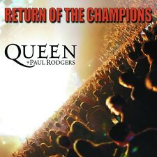 Queen & Paul Rodgers: Return Of The Champions box 2 CD