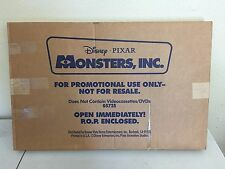 WALT DISNEY'S MONSTER'S INC. VINTAGE MOVIE STANDEE ADVERTISING DISPLAY G5725