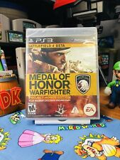 Medal of Honor: Warfighter -- Project Honor Edition (Sony PlayStation 3, 2012)