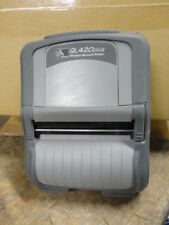 Zebra QL420 Plus Mobile Wireless Network Label Printer - Q4C-LUNCE011-00
