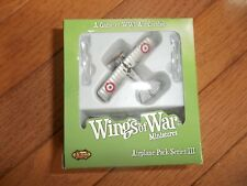 Nexus Wings of War WW13a Nieuport 17 (Lufbery/Thenault)