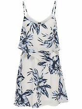 37/6 NUOVO Only donna abito estivo corto onlpixie Strap KNEE DRESS Wvn MIS. 38/M