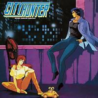 [CD] CITY HUNTER Original Animation Sound Track [BLU-SPEC CD2] NEW from Japan