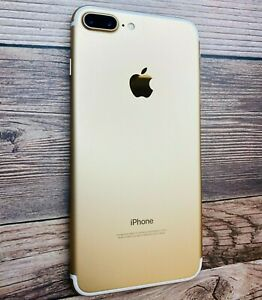 Apple iPhone 7 Plus 128GB Unlocked Gold or Rose Gold Smartphone