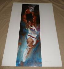 Art Watercolor Painting 1992 Olympics Basketball Dream Team Design 4 Pin Package