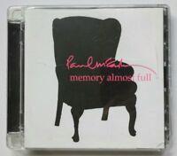 Paul McCartney - Memory Almost Full CD 2007