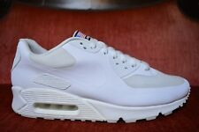 "VNDS NIKE AIR MAX 90 HYP HYPERFUSE QS ""USA"" WHITE WHITE 613841-110 Size 11"