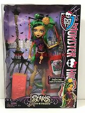 Monster High Doll Scaris City of Frights Jinafire Long 1st Wave New Retired