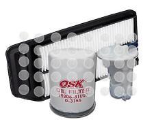Filter Kit for  HONDA ACCORD 40