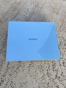 "Aura - Sawyer 9.7"" LCD Wi-Fi Digital Photo Frame - Mica"
