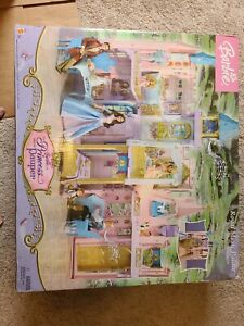 """Princess And The Pauper Musical Palace Castle Playset - 3 Feet Tall X 45"""" Wide"""