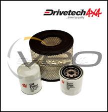 HOLDEN RODEO RA 3.0L TD 4JH1-TC 3/03-12/06 DRIVETECH 4X4 SERVICE FILTER KIT
