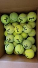 Used Tennis Balls of Various Brands in Good Condition. 40 Balls