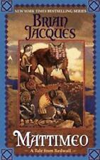 Mattimeo: A Tale From Redwall, Brian Jacques, Good Book