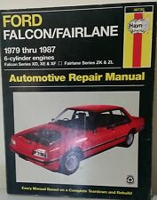 Ford Falcon XD, XE & XF 6 Cylinder from 1979-1987 with MPN HA36730