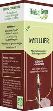 Myrtillier (Vaccinium Myrtillus) BIO 50 ml Herbalgem -Foie et Vue♡MONDIAL RELAY♡