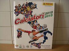 Calciatori 2012 - 2013  Album di figurine completo  Panini (HOM)