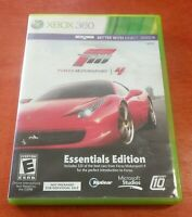 Forza Motorsport 4 Essentials Edition Microsoft Xbox 360 Ford Jeep GM Ferrari