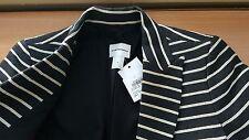 Club Monaco NWT $229 beck stripe blazer jacket 0