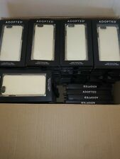 Box of 20 Leather Wrap Creme/Gold Cases Fits iPhone 6, 7, & 8 A Re-sellers DREAM