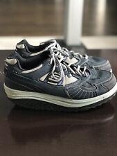 the best attitude f8ed0 05998 Men s Skechers Shape Ups 9.5 Navy Gray Athletic Running Walking Shoes