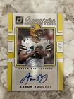Hottest Aaron Rodgers Cards on eBay 34