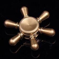 Cheap 3D Hand Spinner Fidget Spinner Fingertip Usher Spinner Desk Toy Fun Gifts