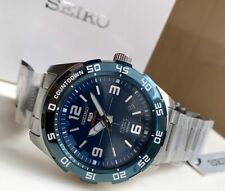 SRPB85K1 Automatic Blue Dial Silver Steel Watch COD PayPal