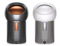 Dyson BP01WS BP01GC Pure Cool Me Personal Purifying Fan - White/Copper