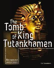 THE TOMB OF KING TUTANKHAMEN TUT UNEARTHING ANCIENT WORLDS NEW HARDCOVER PHOTOS!