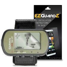 2X EZguardz LCD Screen Protector Cover HD 2X For Garmin Foretrex 401 (Clear)