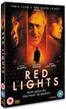Elizabeth Olsen, Robert De ...-Red Lights  DVD NEW
