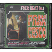 Francesco Guccini CD Folk Beat N1 / EMI 00946-384790-2-4 Remastered Sigillato