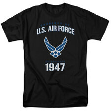 U.S. Air Force Property Of T Shirt Licensed Tee United States USA Black