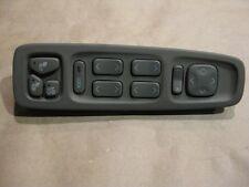 Cadillac Deville Power Mirror, Window and Seat Ventilation Control 2000 - 2005