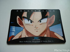 Carte Dragon Ball Z Card DBZ / Hero Collection Part 3 - N°261 / NEW