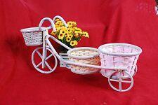 Basket Planter Basket Gift Basket Bike Art Craft Bamboo Basket Bamboo Planter