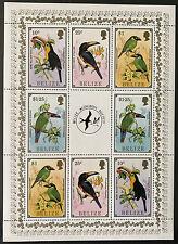 Belize 1986**    Vögel  Birds   Postfrisch MNH
