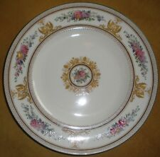 "Wedgwood Columbia W726 Lunch Plates 9""  Bone China"
