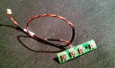 Toshiba 32L4363d Infra red receiver. 32L43 MB-KEY. LV2_keyboard. KB39040964.ETON