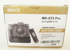 Meke MK-XT2 Pro for Fujifilm X-T2 Remote Control Battery Grip Camera AF-L/AE-L